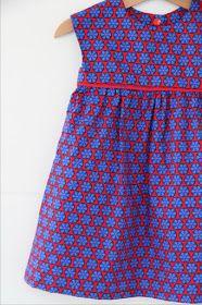 Geranium Dress (plein de détails sur le blog). Blog LaisseLuciefer.