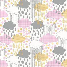 Clouds & Rain: Pink