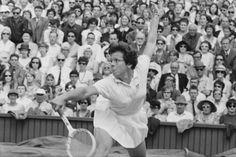 Billie Jean King | 12 athlètes féminines plus badass les unes que les autres