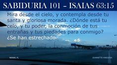 ISAIAS 63:15 - MIAMI, FL