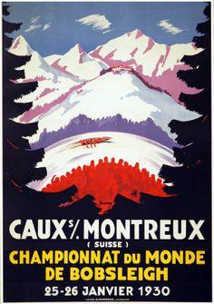 Vaud Caux s / s Montreux Jacomo Muller