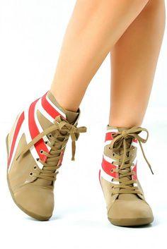 Zapatos de plataforma MotuFashion. En MotuFashion puedes encontrar una gran colección de zapatillas de plataforma con las que te sentirás cómoda y siempre a la moda!