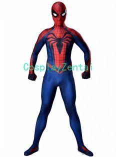 6612ffb2f31 Civil War Spiderman Costume 3D Print Lycra Fullbody Zentai Suit Spiderman  Cosplay Halloween Costume