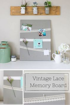 Canvas Memory Board