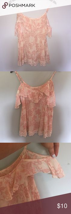 Sun and Shadow Top This top has never been worn before and is excellent condition! Sun and Shadow  Tops