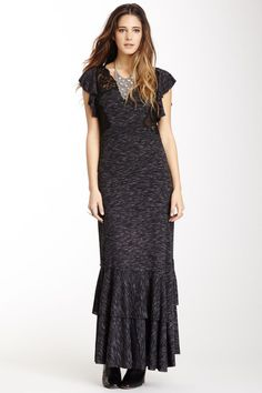 Free People Absolute Attraction Slub Knit Dress Size Medium (M)