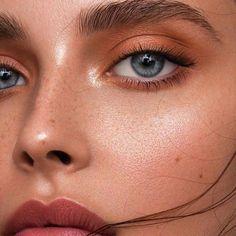 Gorgeous Makeup: Tips and Tricks With Eye Makeup and Eyeshadow – Makeup Design Ideas Hooded Eye Makeup, Eye Makeup Tips, Makeup Trends, Makeup Inspo, Skin Makeup, Eyeshadow Makeup, Makeup Inspiration, Makeup Ideas, Orange Eyeshadow