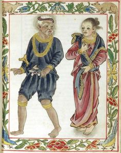 Archaic epoch – century) Depiction of a pre-colonial noble Filipino couple in the Boxer Codex. Filipino Art, Filipino Culture, Filipino Tattoos, Philippines Outfit, Philippines Fashion, Filipino Fashion, Classical Period, Cultural Studies, Summer Wallpaper