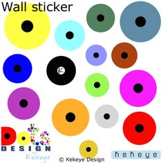 Dots Design, Wall Design, Wall Stickers Dots, Design Services, Design Products, Service Design, Create Your Own, Kids Rugs, Interior Design