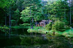 cabin in Japan