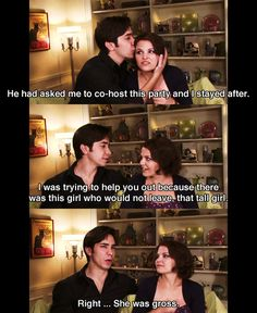 He's just not that into you <3