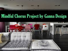 Mindful Chorus Project by Ganna Design Interior Design Videos, Mindfulness, Table, Projects, Furniture, Home Decor, Log Projects, Decoration Home, Room Decor