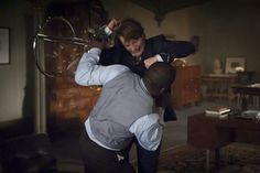 Fromage- Hannibal fighting Tobias Budge