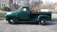 1948 Chevrolet 3600 Pickup brought to you by The Appraisers on Velocity - premiering 12/5 8pm and 11pm EST!