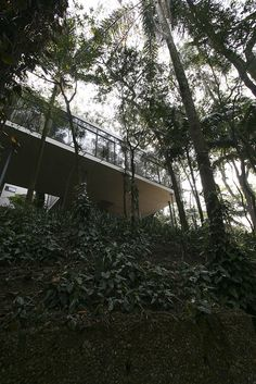 Casa de Vidro - Lina Bo Bardi by Luiz Seo, via Flickr