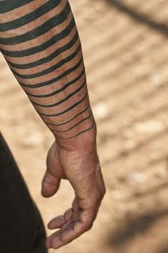 Forearm Line Tattoo | imgbucket.com - bucket list in pictures!