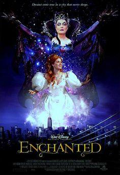 Enchanted film poster