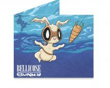 Nathan Hamills Bellicose Bunny On A Wallet. Yup Make It Happen Tyvek Wallet, Mighty Wallet, Best Wallet, Make It Happen, Single Sheets, Cool Designs, Disney Characters, Fictional Characters, Bunny