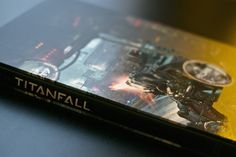 [Unboxing] Artbook Titanfall Edition Slipcase Collector