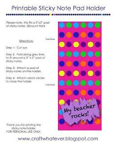 :) teacher appreciation
