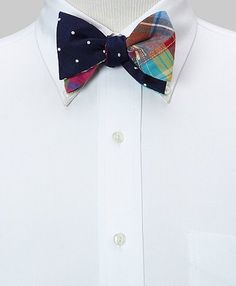 best bowtie ever!  The Social Primer for Brooks Brothers... now, how do I get hubby to wear a bowtie........