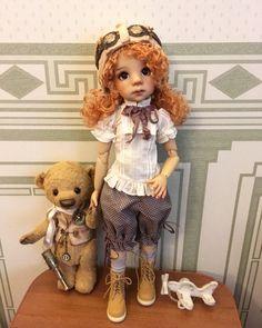 BJD-club • Просмотр темы - Разговоры о наших куклах Kazekidz (часть шестая)