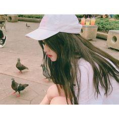 tag urself: im the bird Ulzzang Korean Girl, Cute Korean Girl, Ulzzang Couple, Asian Girl, Korean Aesthetic, Aesthetic Girl, Prity Girl, Girl Korea, Uzzlang Girl
