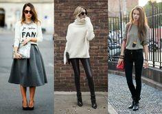 5 Casacos que não podem faltar - Moda it