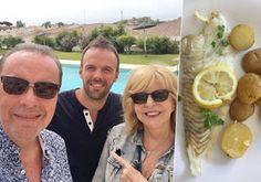 Zagorová s Margitou se vrací z dovolené! Proč musela zpěvačka vařit? Mens Sunglasses