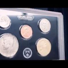 W//Box /& COA 2017-S US MINT Enhanced Uncirculated 10-Coin Set
