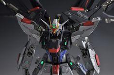 MSB 1/100 Strike Freedom Gundam - Painted Build - HobbyLinkSource   HobbyLinkSource
