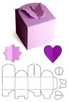Blitsy template dies pop up box lifestyle template dies sales ending mar… – Artofit Paper Folding Crafts, Cardboard Box Crafts, Paper Crafts Origami, Diy Baby Gifts, Diy Gift Box, Paper Gift Box, Hand Crafts For Kids, Diy Arts And Crafts, Paper Box Template