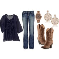Easy and casual but cute