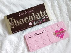 Too Faced Chocolate Bon Bons Palette is so beautiful