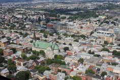 Quebec City View. Photo by Natalya Kuzmina