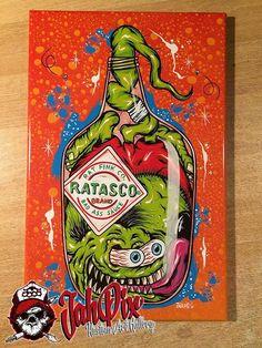 Rat Fink Art Contest winner: Jahpix