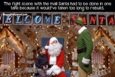 No Way!   Elf movie facts (13 photos)