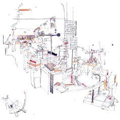 Sketchbook | George Butler