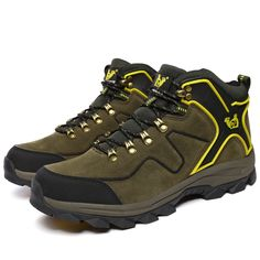 Hot Sale High Quality Mountain Climbing Shoes 2017 Outdoor Sport Hiking Shoes Waterproof Sneakers #Affiliate