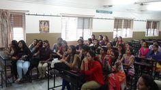 04-03-2015 Amroli College M.Com Sem-4 2015 Farewell Additional Class