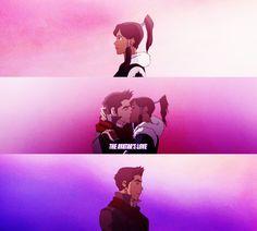the avatar's love