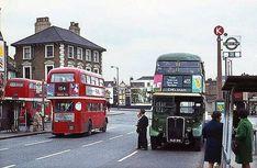 London Bus, East London, Rt Bus, Routemaster, Buses And Trains, Double Decker Bus, Bus Coach, London Transport, Croydon