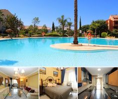 Nice and cosy middle floor apartment only 300 m from the best beaches in marbella. Set in an urbanization with 24 hrs. security. beautiful lush and tropical gardens...