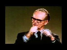 B. F. Skinner on education - YouTube