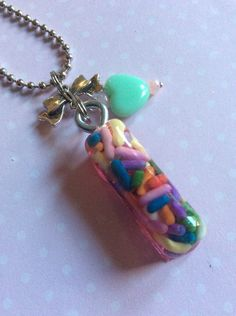 A personal favorite from my Etsy shop https://www.etsy.com/listing/228069521/kawaii-resin-candy-sprinkle-charm-kawaii