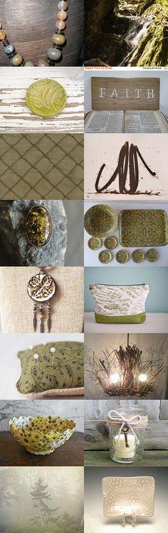 Moss Rock by Olga on Etsy--Pinned+with+TreasuryPin.com