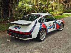 In my opinion, there is no better livery ever than the various iterations of Martini Racing colors. It was hugely exciting when the colors were reintroduced ...