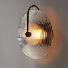 Modern Wall Lamp aisle Wall Light Holder glass wall lamp Living Room Bedroom with Decorative lamp Creative personality Iron Art Light Glass Wall Lights, Modern Wall Lights, Led Wall Lamp, Light Art, Lamp Light, Wall Mounted Light, Light Fixtures, Round Glass, Personality