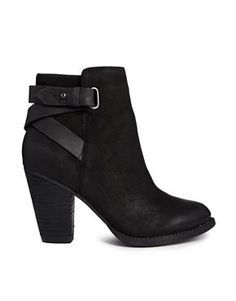 3e2cd98c7 Leather Heeled Ankle Boots - Shoes Fashion   Latest Trends