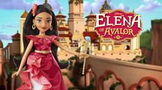 Elena of Avalor by Hasbro is for ages 3 and up. Disney has a new Latina Princess, Elena of Avalor, and she has her own show on the Disney Channel! Teenage princess Elena Castillo Flores has saved her magical kingdom, Avalor, from an evil sorceress and must now learn to rule as its crown princess.  Shop at ttpm.com